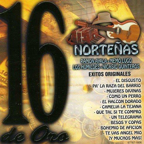 Nortenas: 16 De Oro by Nortenas