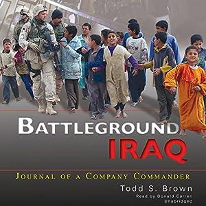 Battleground Iraq Audiobook