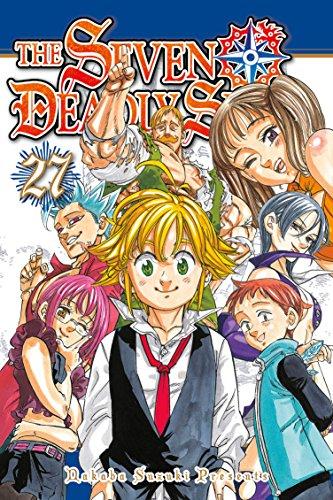 The Seven Deadly Sins 27 (Seven Deadly Sins, The) [Suzuki, Nakaba] (Tapa Blanda)