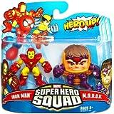 Marvel Superhero Squad Series 16 Mini 3 Inch Figure 2Pack Iron Man & Modok