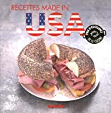 echange, troc Marie-Laure Tombini - Recettes made in USA