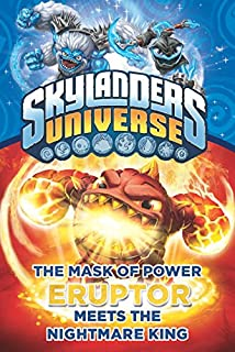 Book Cover: The Mask of Power: Eruptor Meets the Nightmare King #7