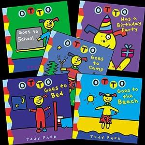 Todd Parr's Otto Bundle | [Todd Parr]