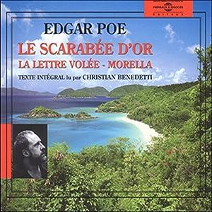 Le Scarabée d'or / La lettre volée / Morella | Livre audio