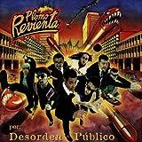 CD - Plomo Revienta von Desorden Publico