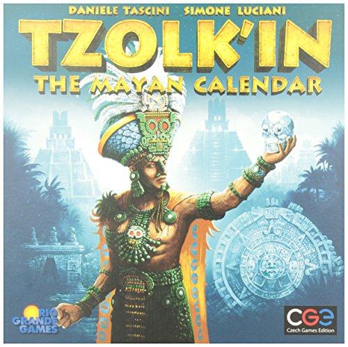 Tzolk'in: The Mayan Calendar (Trajan Board Game compare prices)