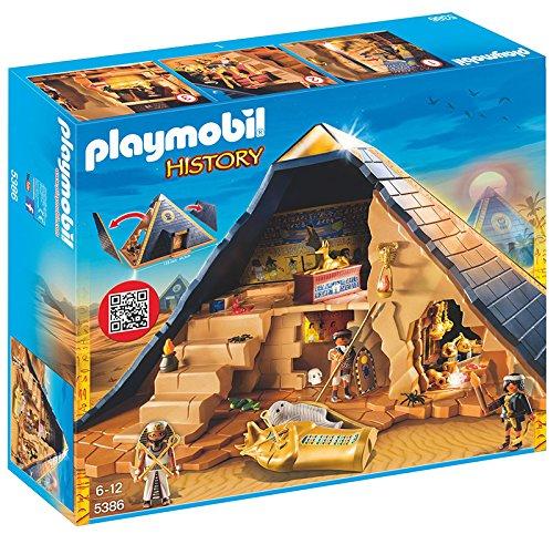 PLAYMOBIL 5386 - Pyramide des Pharao, Spielzeugfigur