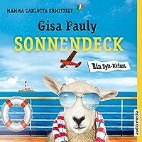 Sonnendeck (Mamma Carlotta 9) Hörbuch von Gisa Pauly Gesprochen von: Christiane Blumhoff