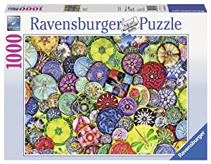 Ravensburger Beautiful Buttons Jigsaw Puzzle 1000 Piece Toys Games