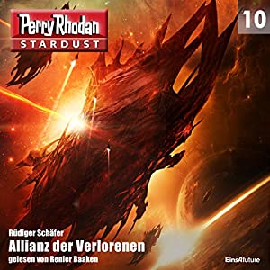 Allianz der Verlorenen (Perry Rhodan Stardust 10) Hörbuch
