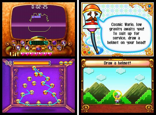 Wario: Master of Disguise  screenshot
