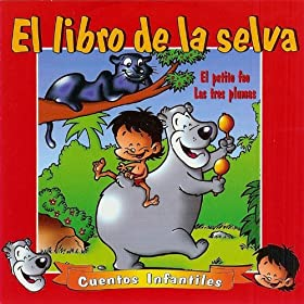 Amazon.com: Las Tres Plumas: Cuentos Infantiles: MP3 Downloads