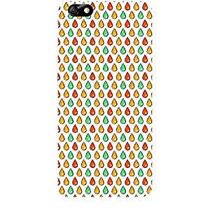 Skin4gadgets PATTERN 127 Phone Skin for HONOR 4X (ONLY BACK)