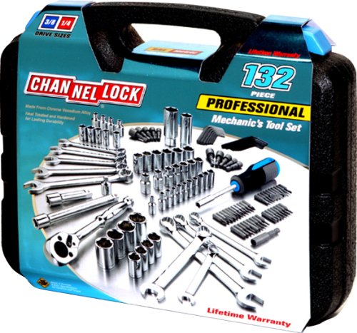 Channel Lock 39067 132 Piece Tool Set