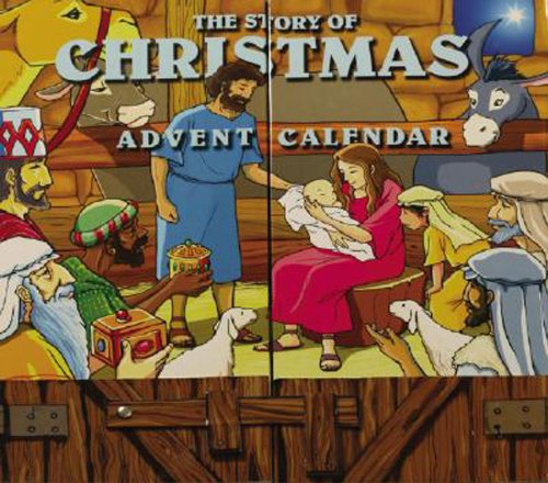 The Story of Christmas Advent Calendar [With 25 Mini Board Books]