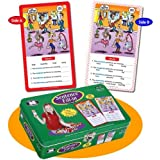 Sentence Fill-in Fun Deck Cards - Super Duper Educational Learning Toy For Kids