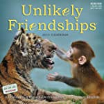 Unlikely Friendships 2015 Wall Calendar