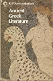 Ancient Greek Literature (Opus Books) (0192891243) by Sir Kenneth Dover