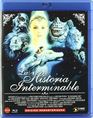 La Historia Interminable [Blu-ray]