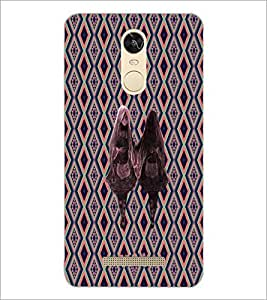 PrintDhaba Mirror Girl D-5734 Back Case Cover for XIAOMI REDMI NOTE 3 PRO (Multi-Coloured)