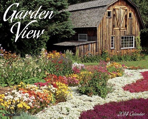 Garden View 2014 Calendar
