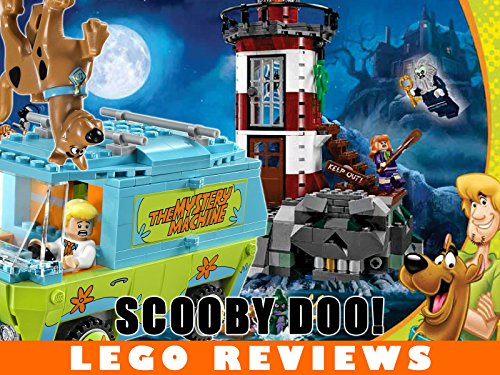 Review: Lego Scooby Doo Set Reviews