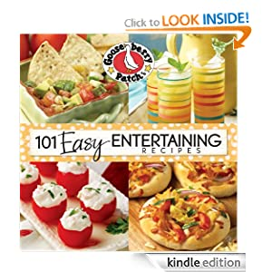 Kindle Daily Deal: 101 Easy Entertaining Recipes Cookbook