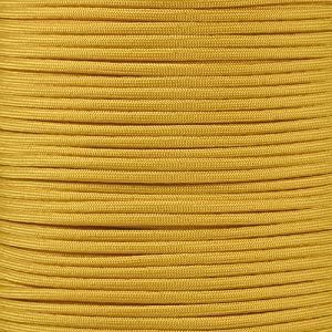 Paracord Planet 100' 550lb Type III Yellow Paracord