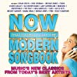 Now That's what I Call The Modern Songbook by Various Artists, Susan Boyle, Josh Groban, Michael Buble, Train, Alicia Keys, La (2011)Audio CD