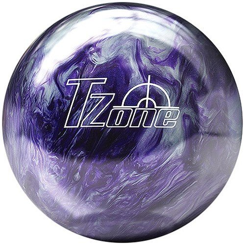 Brunswick TZone Purple Bliss Bowling Ball (12-Pounds)