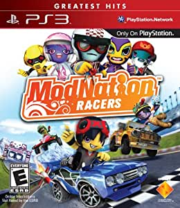 Modnation Racers - PlayStation3 (Greatest Hits)