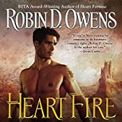 Heart Fire: Celta, Book 13 | Robin D. Owens