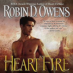 Heart Fire Audiobook