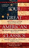 Four Great American Classics (0553213628) by Melville, Herman
