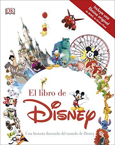 El libro de Disney: Una historia ilustrada del mundo de Disney (LEGO)