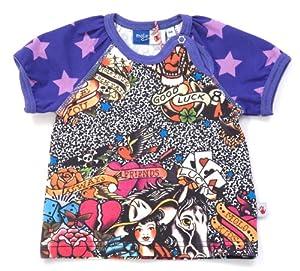 Camiseta Roxanne tatoo por Molo Kids