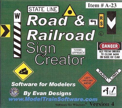 Sign Creator Software, L4M-A23, Pkg=1