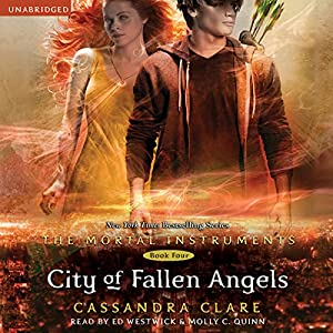 City of Fallen Angels Audiobook