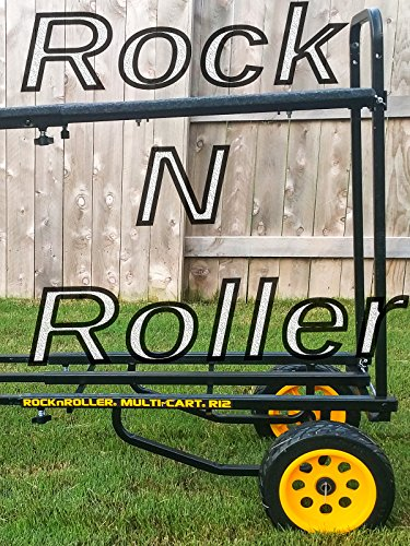 Rock N Roller R12RT + RSH10 In Depth Review on Amazon Prime Video UK