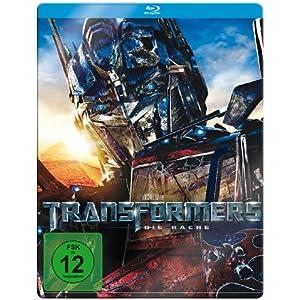 Transformers 2 (Steelbook Edition) Blu-Ray