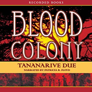 Blood Colony Audiobook