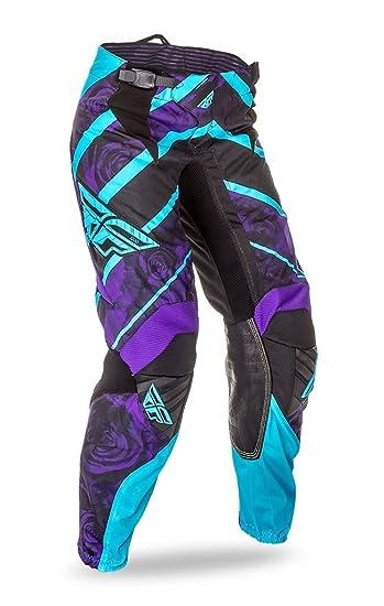 FLY MOTOCROSS / MTB 2016 Pantalon Cinétique Femme - bleu violet
