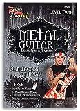 echange, troc Metal Guitar Leads Runs & Rhythms Level 2 [Import anglais]