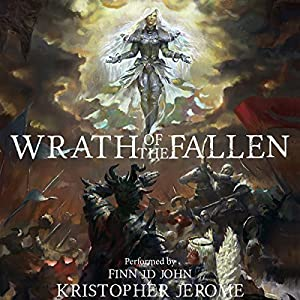 Wrath of the Fallen Audiobook