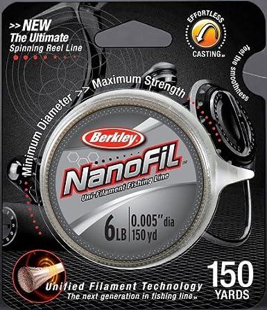 Berkley NanoFil Fishing Line