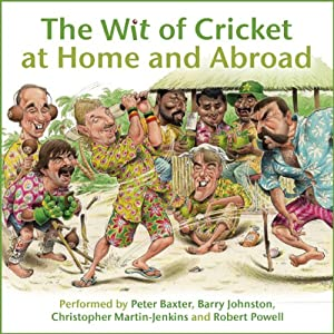 The Wit of Cricket at Home and Abroad Speech