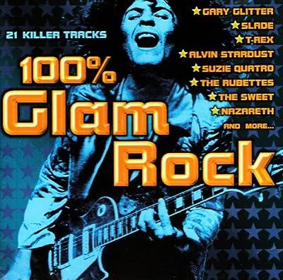 Glam Rock, Sweet, Nazareth etc.