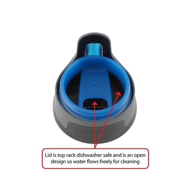Contigo AUTOSEAL Stainless Steel Vacuum Insulated Tumbler, 16 Ounces, Silver