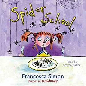 Spider School Audiobook