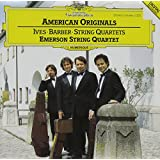 IVES & Barber: String Quartet /EMERSON QUARTET